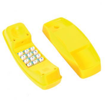 Spiel telefon gelb f r kinder3230