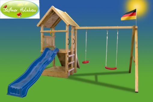 fichtenholz spielturm modell 4 funny ohne zubeh r 100cm ohne rutsche 100cm ohne rutsche. Black Bedroom Furniture Sets. Home Design Ideas