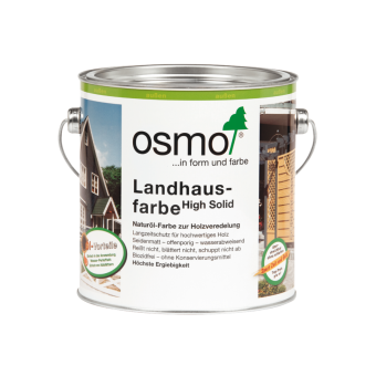 Osmo Landhausfarbe für alle Witterungsbedingungen fichten-gelb-2203 0,75 l fichten-gelb-2203 | 0,75 l