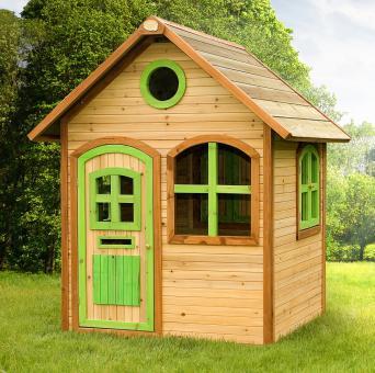 """Spielhaus Kinderspielhaus Serie """"Tom""""  hier """"Haus 11""""   100% FSC"""