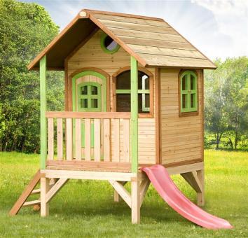 """Spielhaus Kinderspielhaus Serie """"Tom""""  hier """"Haus 2""""   100% FSC"""