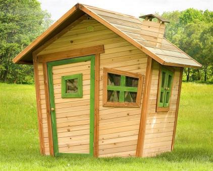 """Spielhaus Kinderspielhaus Serie """"Tom""""  hier """"Haus 5""""   100% FSC"""