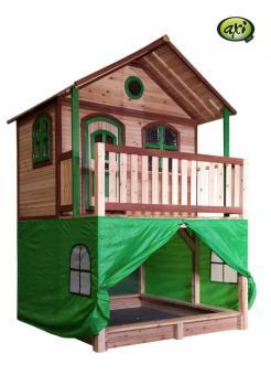 Zeltplane für Haus Siam und Haus 16