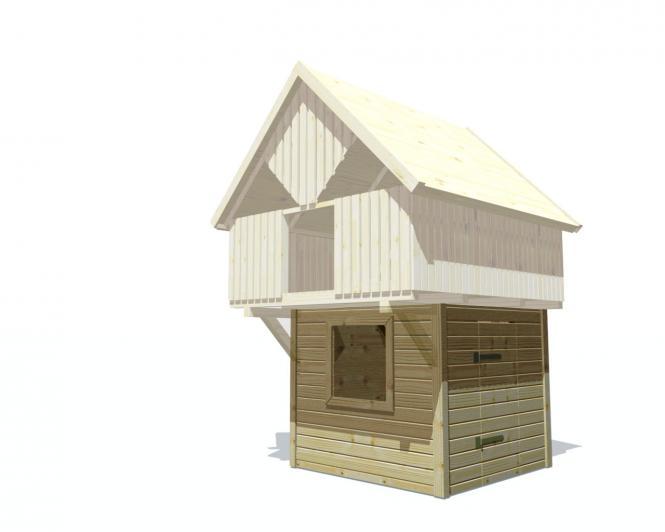 spielt rme und klettert rme baumhaus auf stelzen oder unterbau modell 9 sonnenschein ohne. Black Bedroom Furniture Sets. Home Design Ideas