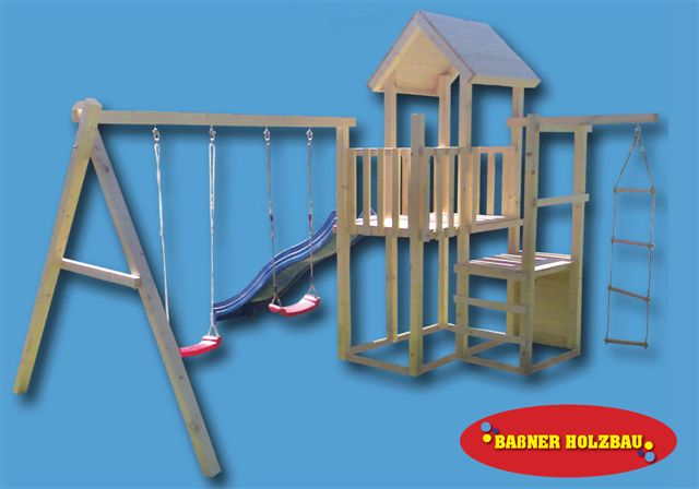 fichtenholz spielturm modell 8 conny ohne zubeh r ohne rutsche ohne zubeh r ohne rutsche. Black Bedroom Furniture Sets. Home Design Ideas